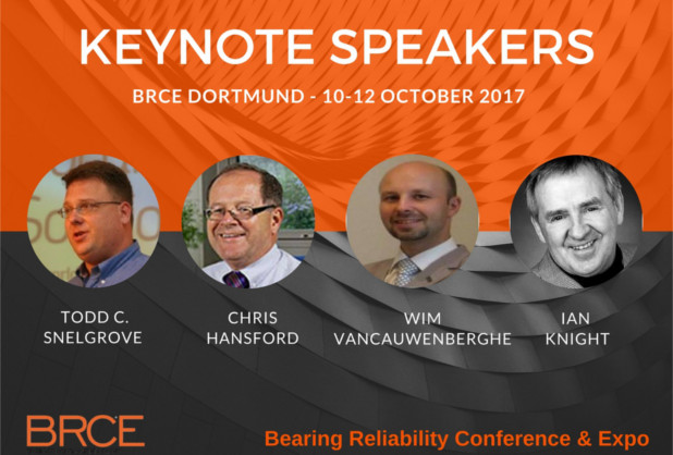 The Bearing Reliability Conference & Expo 2017
