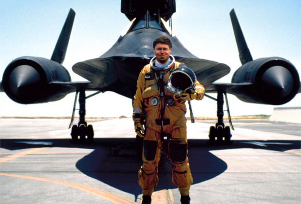 "Major Brian Shul, Vietnam War Veteran, presents ""The Speed of Life"""